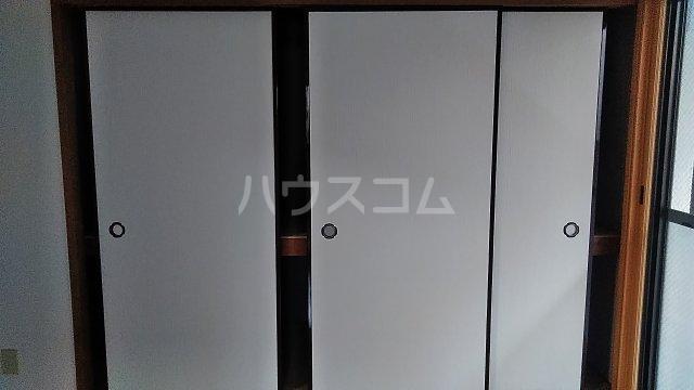 ウチダロイヤルマンション 103号室の収納
