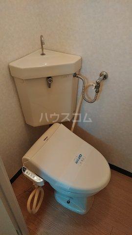 ウチダロイヤルマンション 103号室のトイレ