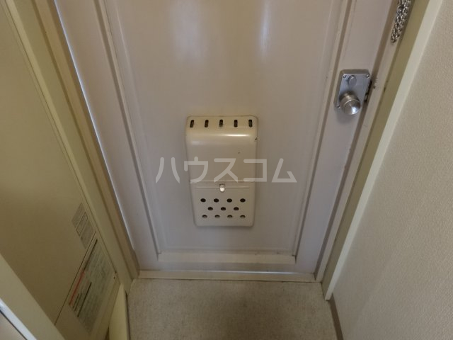 トラストビラ住吉 211号室のセキュリティ