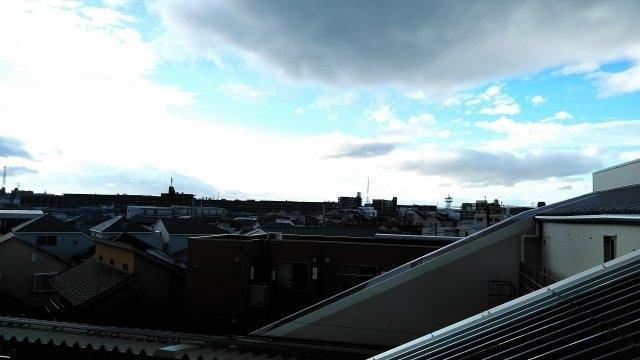YS鶴見 402号室の景色