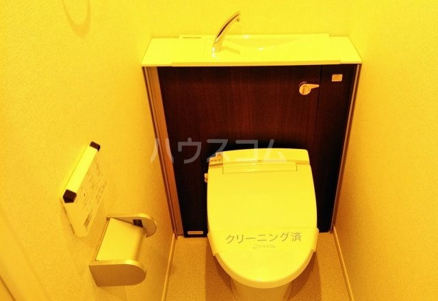 YS鶴見 402号室のトイレ