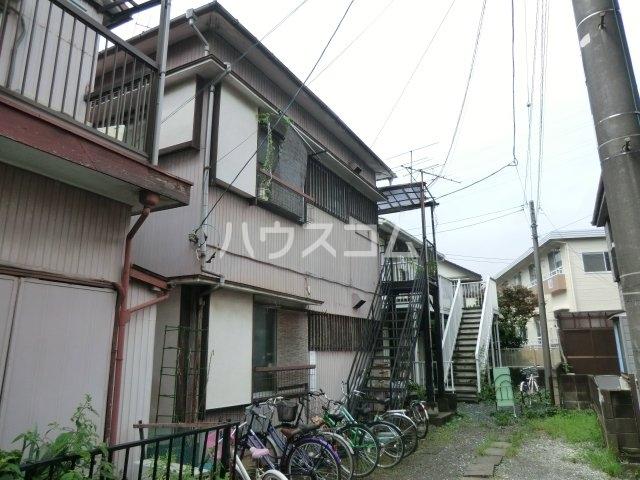 石川荘外観写真