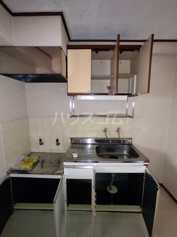 ビルタスコーポ 102号室のキッチン