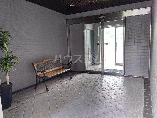 燦・パティオ 202号室の収納