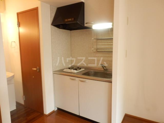 ボヌール・K 101号室のキッチン