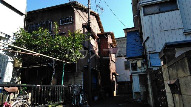 東永荘外観写真