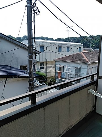 レジデンス東寺尾 301号室の景色