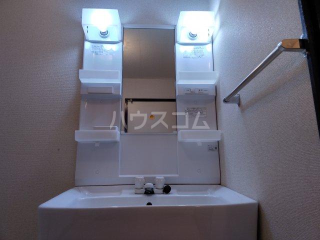 アーク谷在家 101号室の洗面所