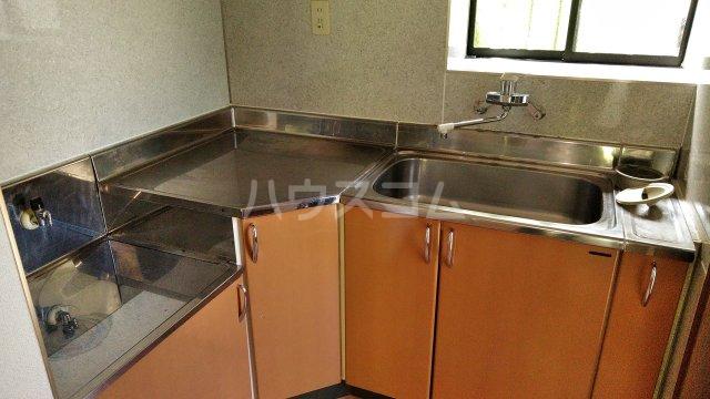 イーストビレッジ 101号室のキッチン