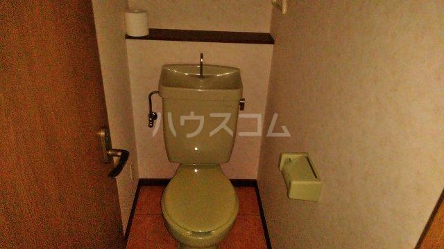 イーストビレッジ 101号室のトイレ