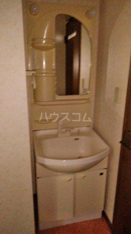 イーストビレッジ 101号室の洗面所