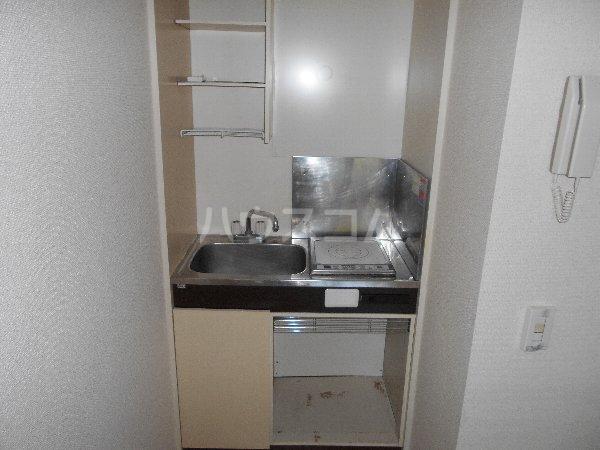 アップルコート元住吉 202号室のキッチン