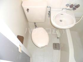 大口レジデンス 0203号室の風呂
