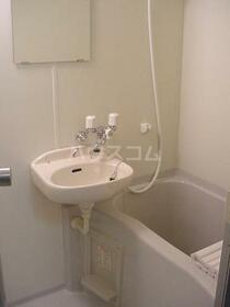 グランパレス 203号室の洗面所