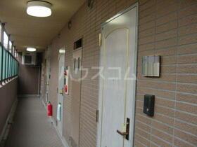 グランパレス 203号室のセキュリティ