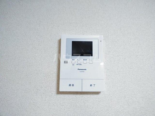 メゾンサンライズ 304号室のセキュリティ