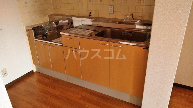 ベイフロント・サワノ 201号室のキッチン