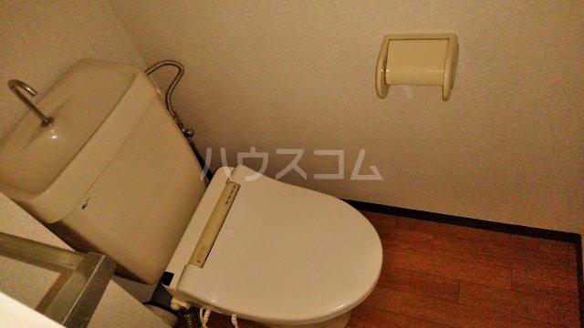 ベイフロント・サワノ 201号室のトイレ