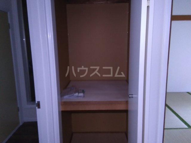 メゾンタケノウチ 102号室の収納