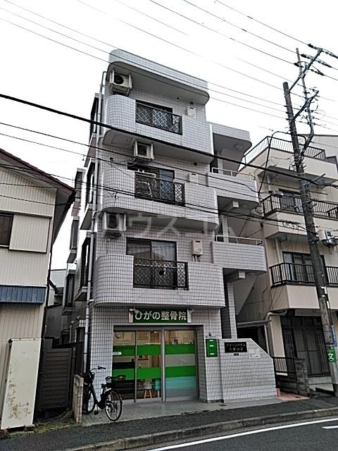 グリーンハイム大倉山Ⅱ外観写真