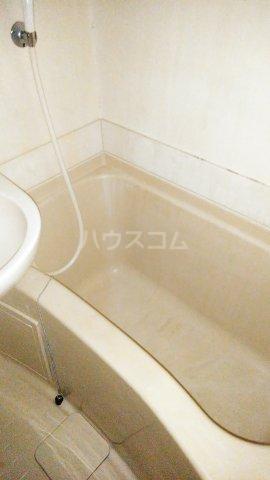 レオパレス矢向 207号室の風呂