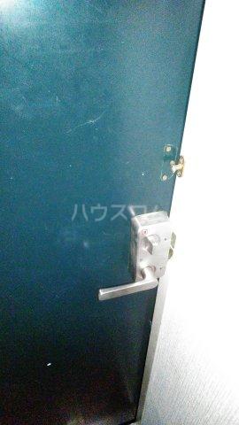 レオパレス矢向 207号室のセキュリティ