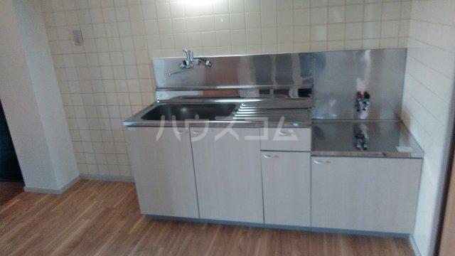 サンハイム木星 303号室のキッチン