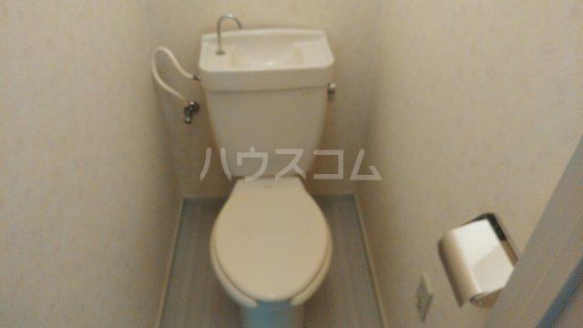サンハイム木星 303号室のトイレ