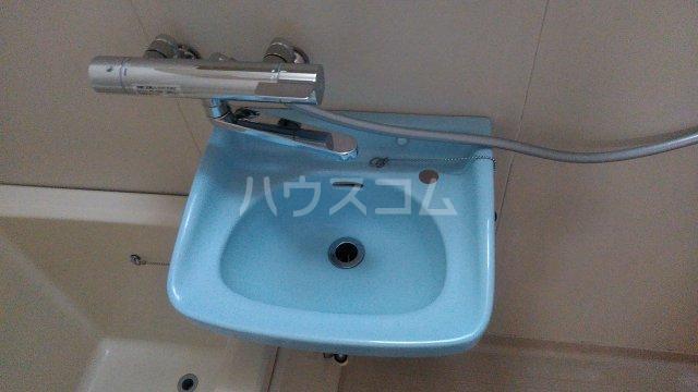 サンハイム木星 303号室の洗面所