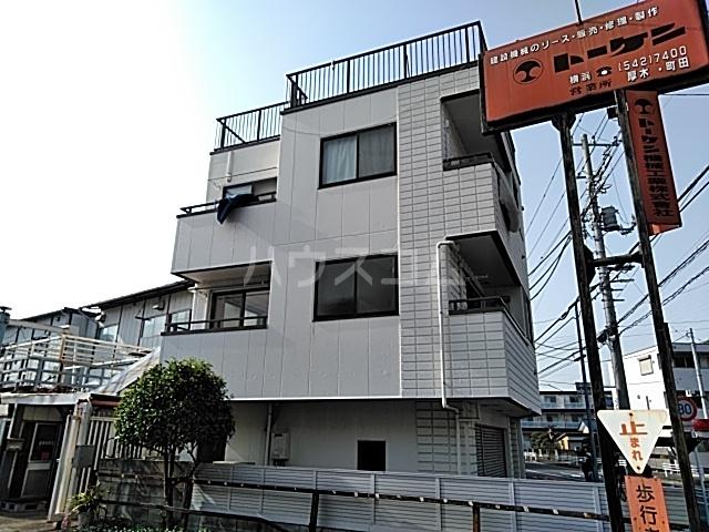 マイハウス大倉山外観写真