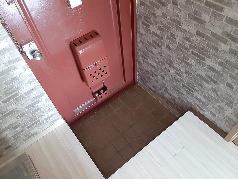 コーポ川崎 103号室のセキュリティ