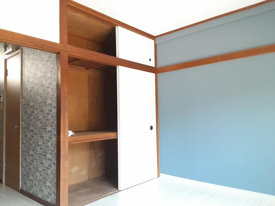 コーポ川崎 103号室の収納
