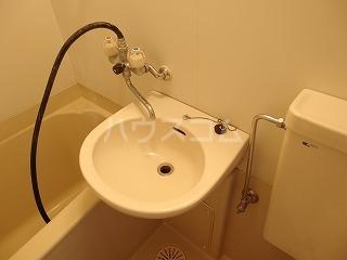 アドバンス一号館 306号室の洗面所
