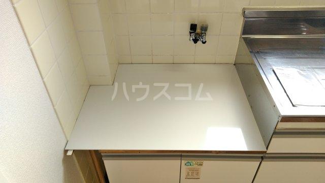 サイレントコーポイシワタ 302号室のキッチン