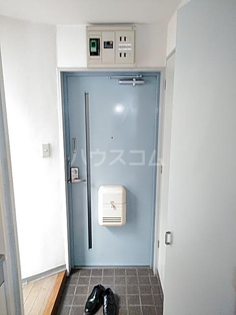 サンライト日吉 207号室の玄関