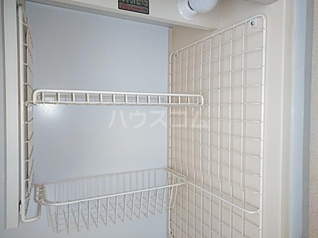 サンライト日吉 207号室の設備