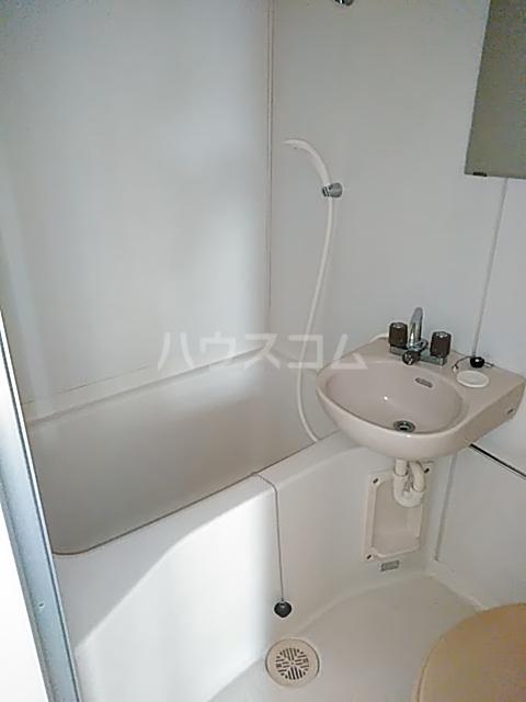 サンライト日吉 207号室の風呂