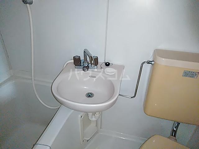 サンライト日吉 207号室の洗面所