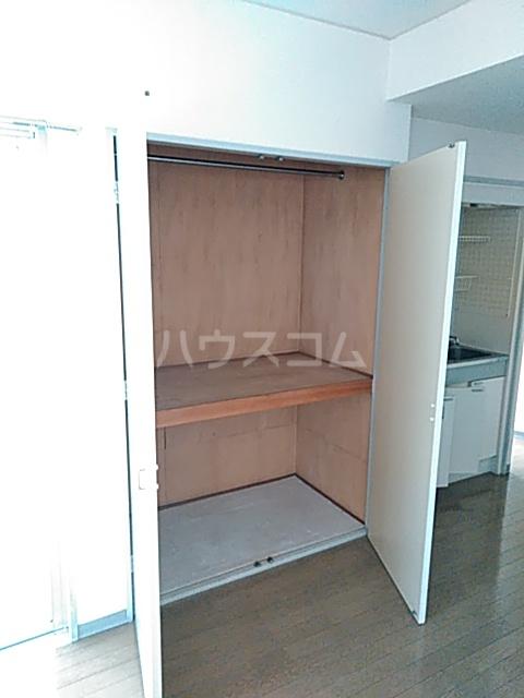 サンライト日吉 207号室の収納