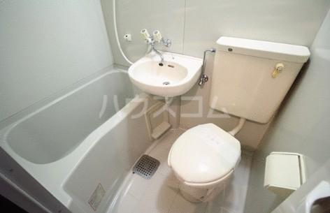 エレムナオミネ 201号室の風呂