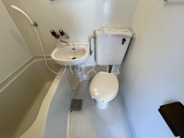 日吉第二QSハイム 201号室の洗面所
