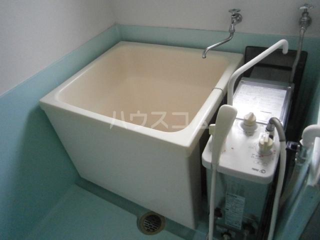 小峰第5ハイツ 203号室の風呂
