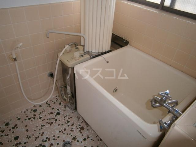 コーポ大竹 201号室の風呂