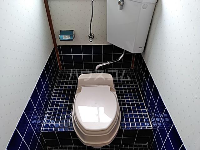 ハイムカルミア 202号室のトイレ