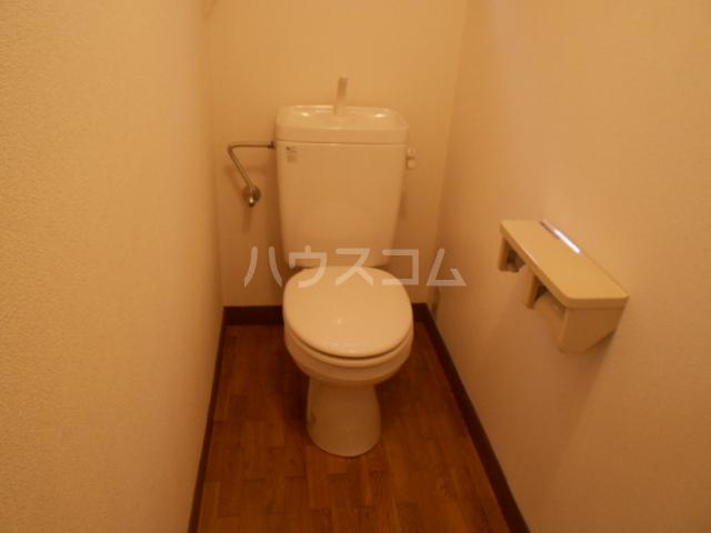 宮本コーポ 101号室のトイレ