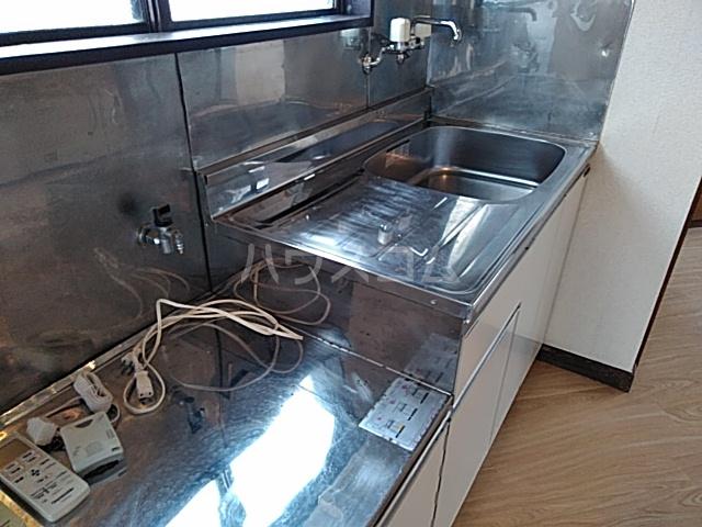 マンション青 205号室の風呂