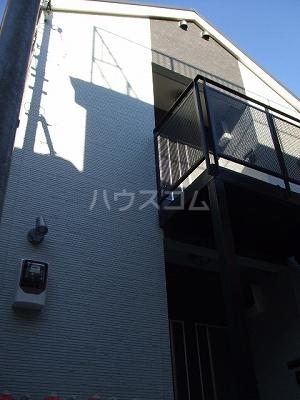 パールハウス東白楽 202号室の外観