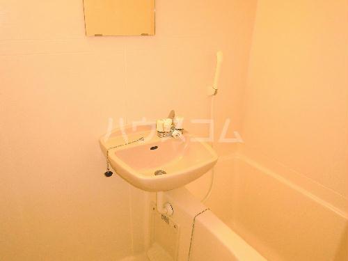 レオパレス中央Ⅱ 204号室の洗面所