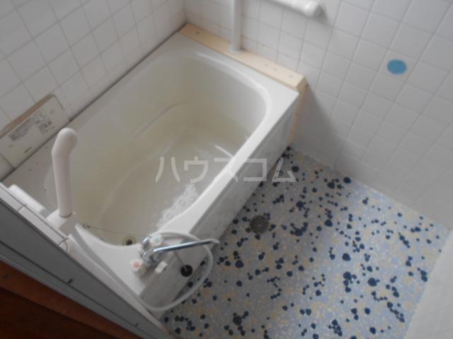 コーポ司 201号室の風呂