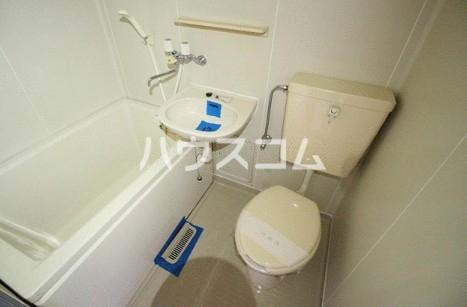 グリーンハイツ野地 202号室の風呂